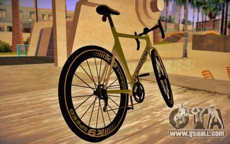 GTA 5 Whippet Race Bike for GTA San Andreas left view