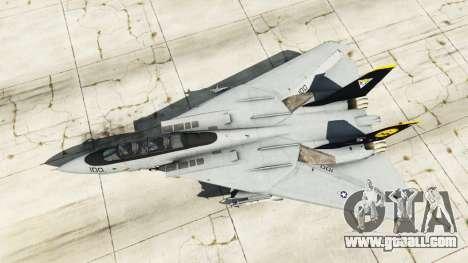 GTA 5 Grumman F-14D Super Tomcat Redux fourth screenshot