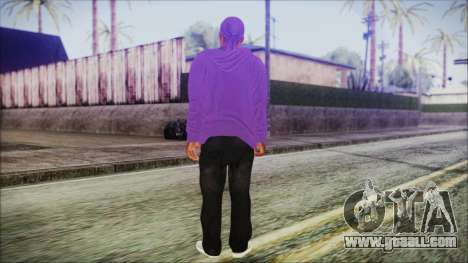GTA 5 Ballas 2 for GTA San Andreas third screenshot