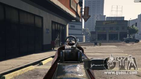 GTA 5 .30 Cal M1 Carbine Rifle seventh screenshot