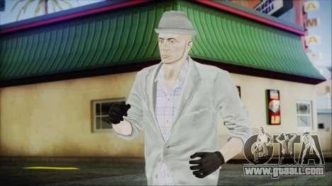 GTA Online Skin 7 for GTA San Andreas
