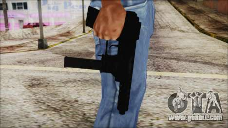 TEC-9 ACU for GTA San Andreas third screenshot