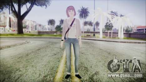 Life is Strange Episode 2 Max for GTA San Andreas second screenshot