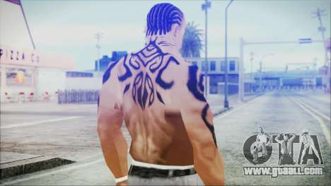 Blade Skin Pack for GTA San Andreas fifth screenshot