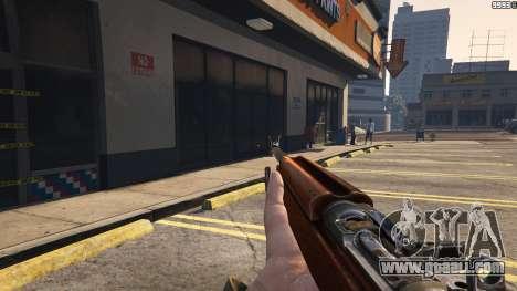 GTA 5 .30 Cal M1 Carbine Rifle eighth screenshot