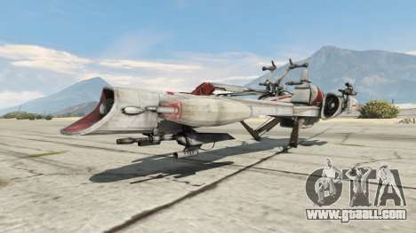 GTA 5 BARC right side view