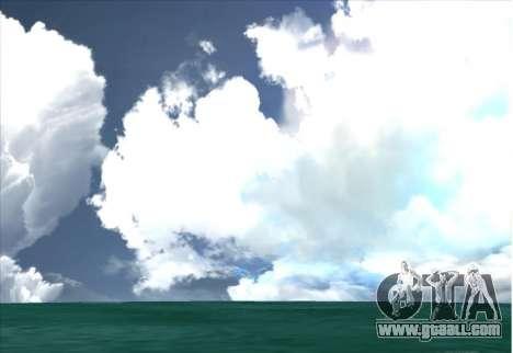 SkyBox and Lensflare for GTA San Andreas third screenshot