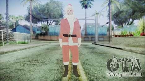 GTA 5 Santa for GTA San Andreas second screenshot
