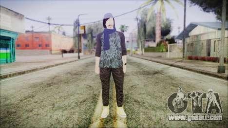 GTA Online Skin 18 for GTA San Andreas second screenshot