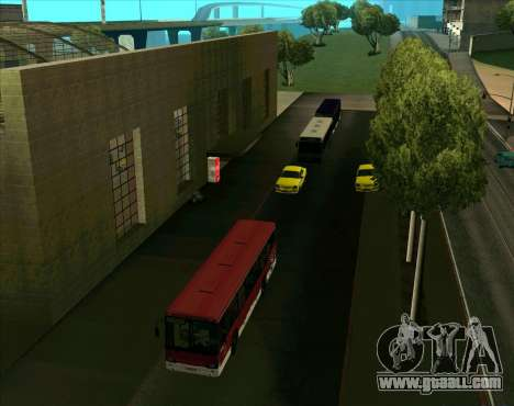 Parked vehicles for GTA San Andreas forth screenshot