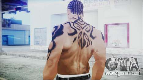 Blade Skin Pack for GTA San Andreas sixth screenshot