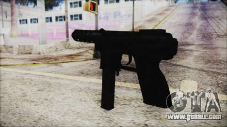 TEC-9 ACU for GTA San Andreas second screenshot