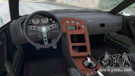 GTA 5 Grotti Cheetah Classic rear right side view