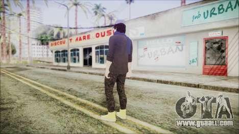GTA Online Skin 18 for GTA San Andreas third screenshot