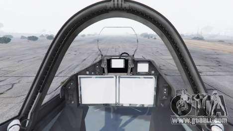 T-50 PAK FA v0.02 for GTA 5