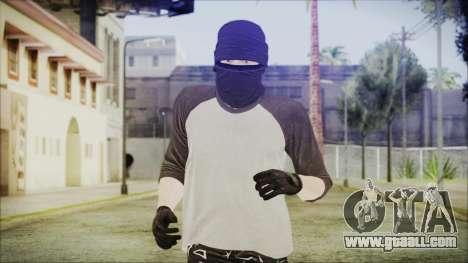 GTA Online Skin 8 for GTA San Andreas