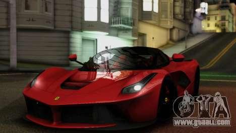Fran Art ENB .iCEnhancer. for GTA San Andreas third screenshot