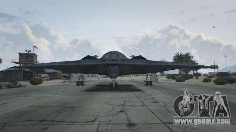 GTA 5 B-2A Spirit Stealth Bomber second screenshot