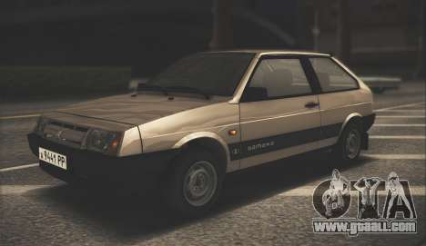 VAZ 2108 Runoff IVF for GTA San Andreas