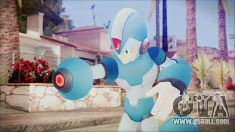 Marvel vs Capcom 3 Megaman for GTA San Andreas