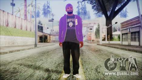 GTA 5 Ballas 2 for GTA San Andreas second screenshot