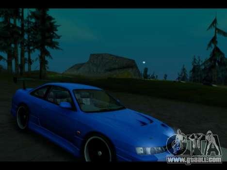 ENB S-G-G-K for GTA San Andreas second screenshot