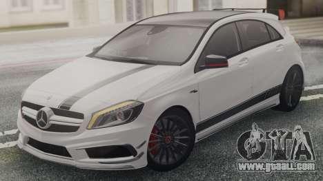 Mercedes-Benz A45 AMG Edition 1 for GTA San Andreas
