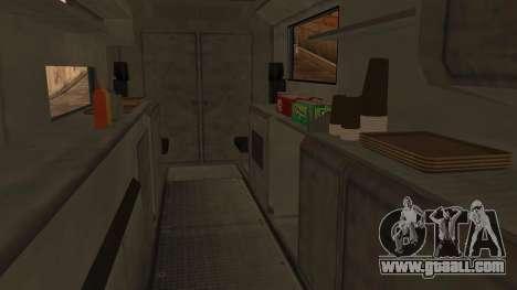 Sate Ayam (Chicken Satay) Van for GTA San Andreas right view