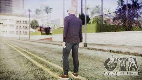 GTA Online Skin 40 for GTA San Andreas third screenshot