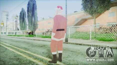 GTA 5 Santa for GTA San Andreas third screenshot