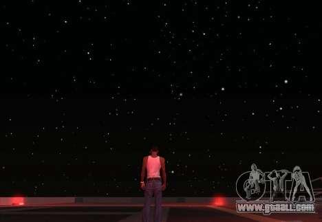 SkyBox and Lensflare for GTA San Andreas fifth screenshot