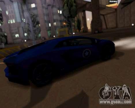 Amazing Camera for GTA San Andreas third screenshot