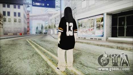 Una Chola for GTA San Andreas third screenshot