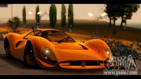 Summer Paradise v0.248 V2 for GTA San Andreas second screenshot
