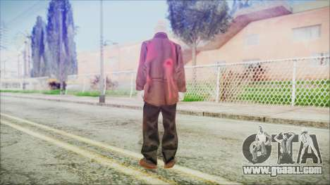 Jason Voorhes for GTA San Andreas third screenshot