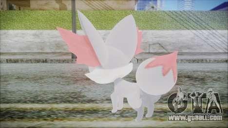 Fennekin Shiny (Pokemon XY) for GTA San Andreas third screenshot
