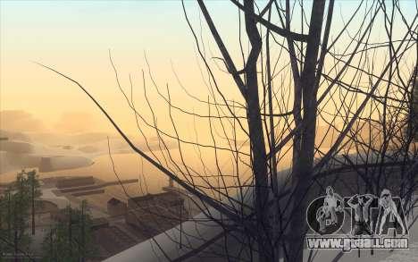 Winter Vacation 2.0 SA-MP Edition for GTA San Andreas fifth screenshot