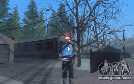 Winter Vacation 2.0 SA-MP Edition for GTA San Andreas forth screenshot