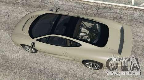 Jaguar XJ220 v1.2 for GTA 5