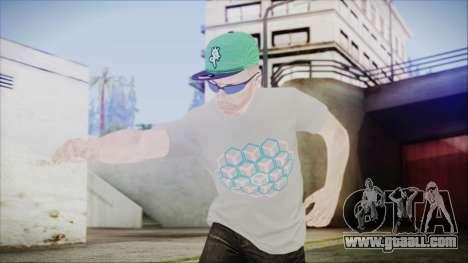 GTA Online Skin 45 for GTA San Andreas