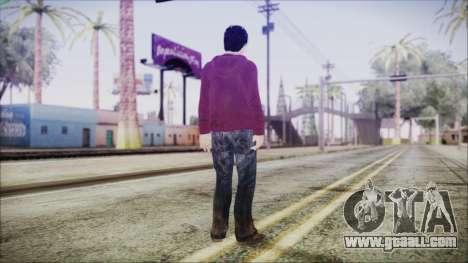 Harry Potter for GTA San Andreas third screenshot