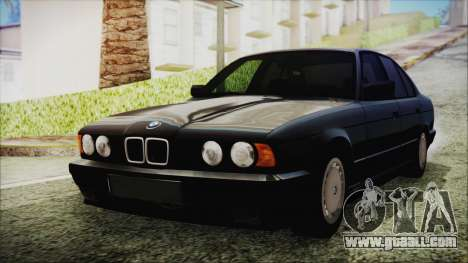 BMW 525i E34 1992 for GTA San Andreas