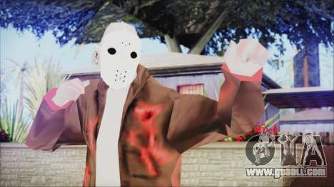 Jason Voorhes for GTA San Andreas