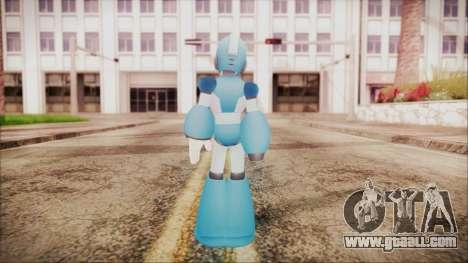 Marvel vs Capcom 3 Megaman for GTA San Andreas third screenshot