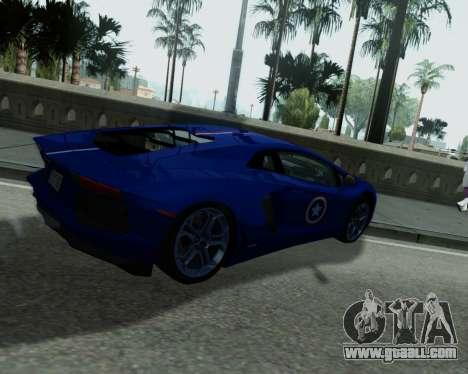 Amazing Camera for GTA San Andreas sixth screenshot