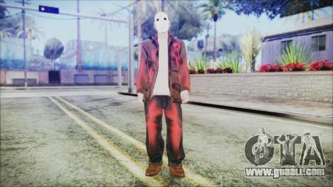 Jason Voorhes for GTA San Andreas second screenshot