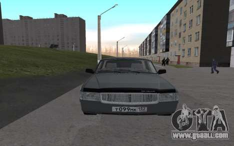GAZ 31029 Volga for GTA San Andreas left view