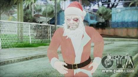 GTA 5 Santa for GTA San Andreas