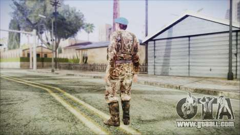 World In Conflict Malashenko for GTA San Andreas third screenshot