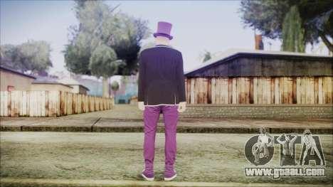 GTA Online Skin 20 for GTA San Andreas third screenshot